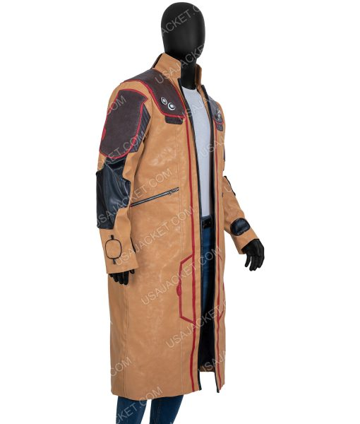 Outriders Jack Tanner Trench Coat