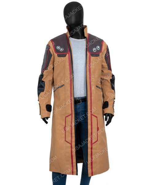 Outriders Jack Tanner Coat