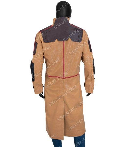 Outriders Jack Tanner Brown Coat