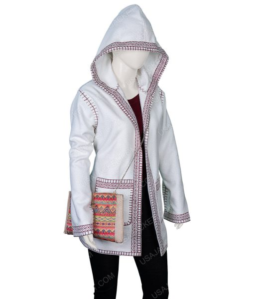 Eurovision Song Contest White Coat
