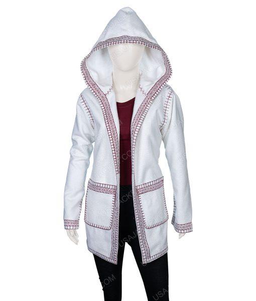 Rachel McAdams Eurovision Song Contest Coat