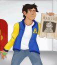 Jesse ApexInfinity Train Letterman Jacket