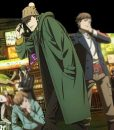 Sherlock Holmes Case File No 221 kabukicho Coat