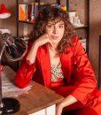 Valeria Lola Red Coat