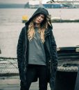 Sofia Karppi Deadwind Hooded Coat