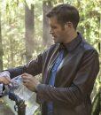 Stephen HuszarRuby Herring Mysteries Prediction Murder Leather Jacket