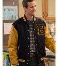 Scott Weinger Fuller House Steve Hale Letterman Jacket