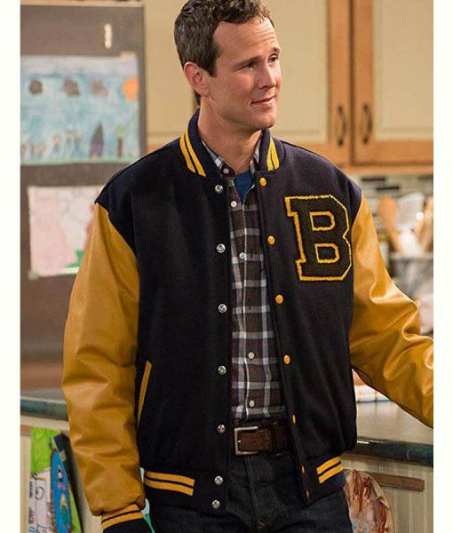 Steve Hale Fuller House Letterman Jacket