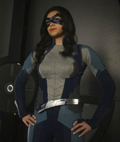 Nicole Maines Supergirl Nia Nal Dreamer Jacket