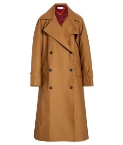 The Baker and the Beauty Noa Hamilton Tan Trench Coat