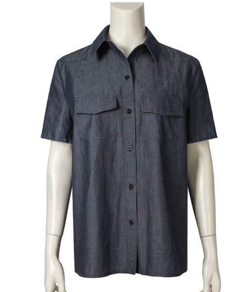 The Last Of Us Part II Grey Ellie Shirt