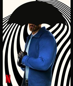 The Umbrella Academy S02 Luther Hargreeves Blue Jacket