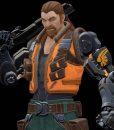 Valorant Breach Leather Vest