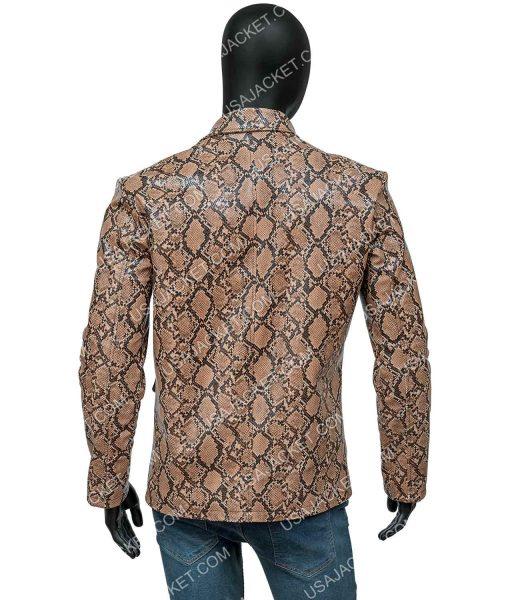 Wild at Heart Snakeskin Jacket