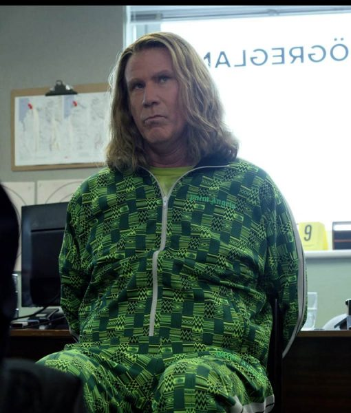 Eurovision Song Contest The Story Of Fire Saga Will Ferrell Tracksuit
