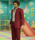 Yakuza Like a Dragon Kasuga Ichiban Red Suit