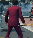 Yakuza Like a Dragon Suit