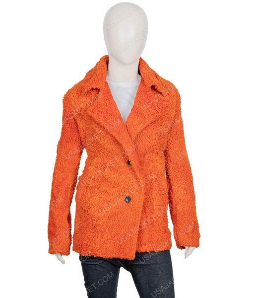 Yellowstone Beth Dutton Sherpa Coat