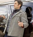 Yellowstone Wes Bentley Grey Cotton Jacket