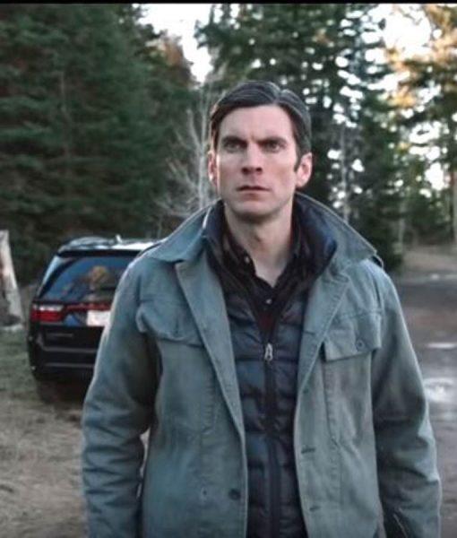 Yellowstone Jamie Dutton Cotton Jacket