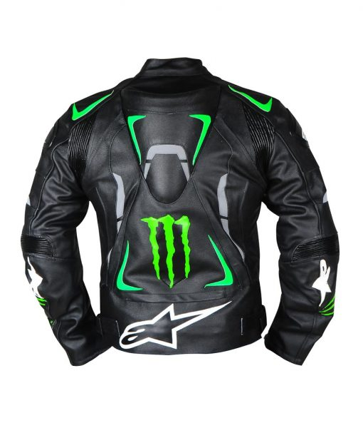 Alpinestars Hellhound Monster Energy Biker Jacket