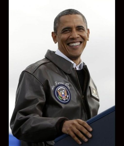 Barack Obama flight Jacket