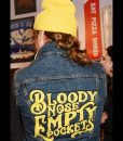 Bloody Nose Empty Pockets Jacket With Patch