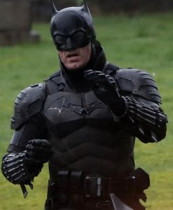Bruce Wayne The Batman Suit