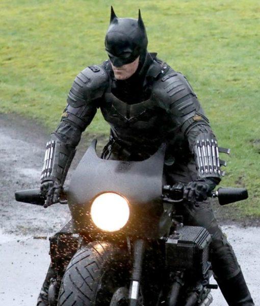 Bruce Wayne The Batman Robert Pattinson Suit