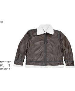 Clearance Sale Dunkirk Leather jacket 3XL Size