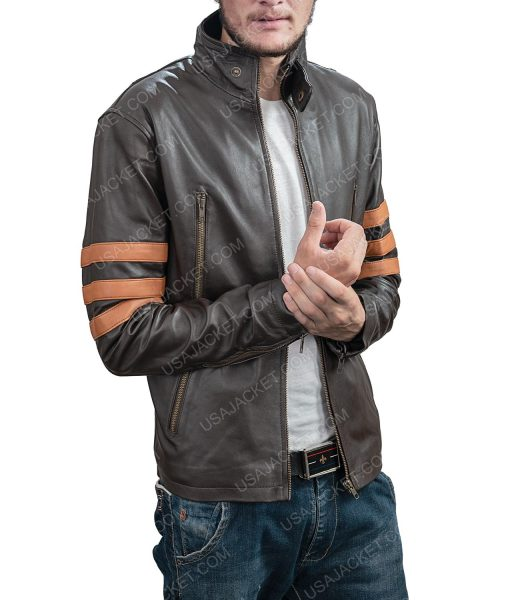 Clearance Sale Men's Retro Style Jacket In Small Size