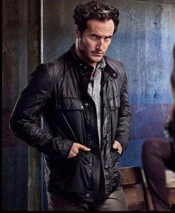 Condor S02 Deacon Mailer JacketCondor S02 Deacon Mailer Leather Jacket
