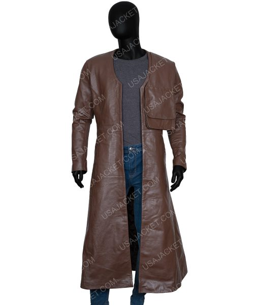 Cursed 2020 Merlin long Coat