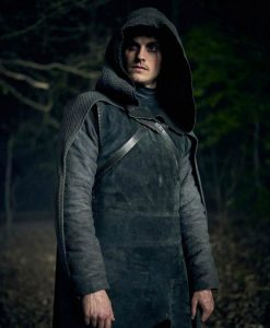 Cursed Daniel Sharman Coat