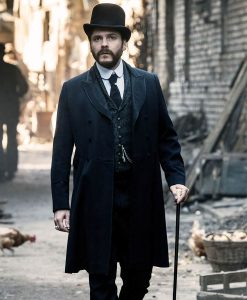 Daniel Brühl The Alienist Laszlo Kreizler Coat