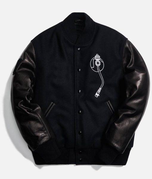 Def Jam Recording Black Bomber Jacket
