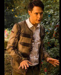 Samuel Barnett Dirk Gently's Holistic Detective Agency S02 Dirk Gently Jacket