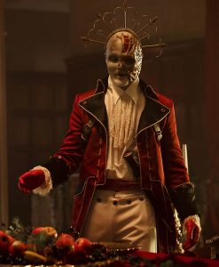 Doom Patrol Season 02 Red Jack tailcoat
