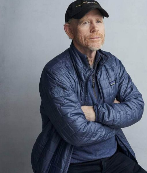 Film Rebuilding Paradise Director Ron Howard Jacket
