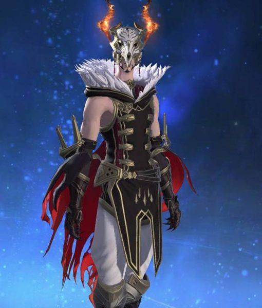 Final Fantasy XIV Bonewicca Whisperer Vest