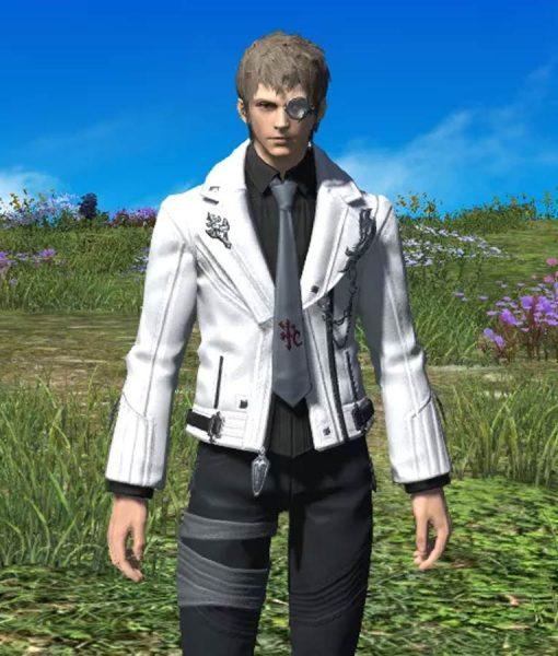Final Fantasy XIV Scion Adventurers Motorcycle Jacket