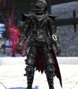 Final Fantasy XIV Black Leather Scion Traveler's Jacket