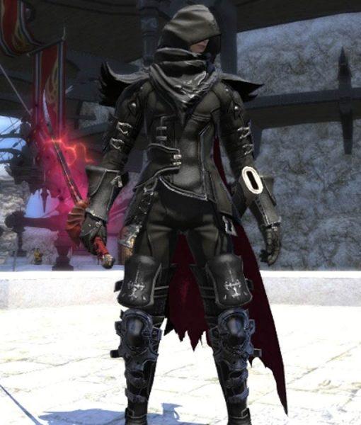 Final Fantasy XIV Scion Traveler's Jacket