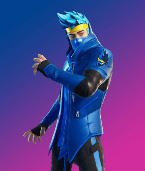 Fortnite Ninja Leather Jacket
