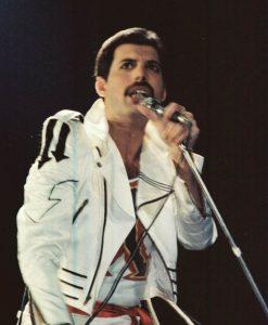 Freddie Mercury Queen Hot Space Moto Jacket