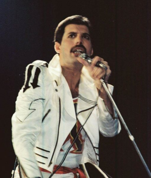 Freddie Mercury Queen Hot Space Moto Jacket