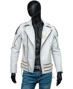 Freddie Mercury Queen Hot Space Moto Jacke