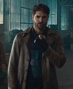 Gambit Play For Keeps Nick Bateman Trench Coat