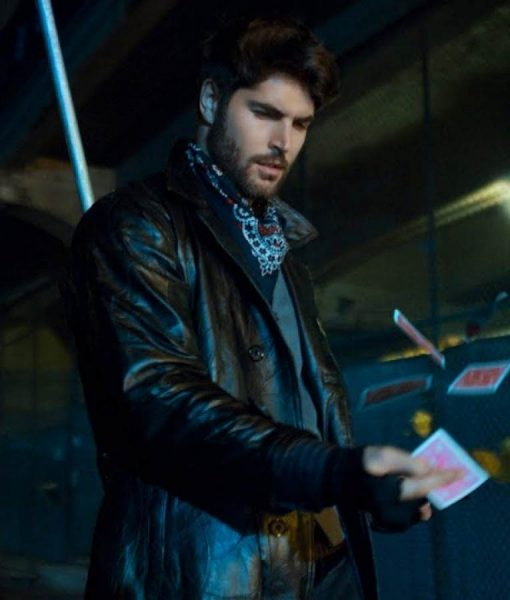 Gambit Play For Keeps Leather Coat