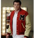 Glee The Break-up Chris Colfer Letterman Jacket